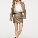Silvia's Miniskirt