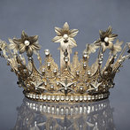 Antique French Crown (circa late 1880s)