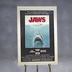 """Jaws"" Movie Poster (circa 1975)"