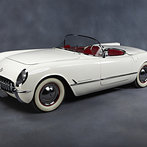 1953 #003 Corvette Convertible