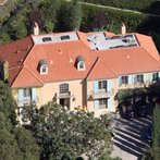 Heidi Klum & Seal's Beverly Home, Beverly Hills, California