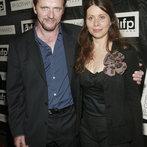Aidan Quinn and Elizabeth