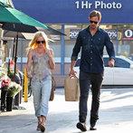 Celebrity Sightings In Los Angeles - July, 11 2010