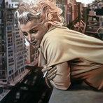 Painting Of Marilyn Monroe