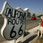 Historical Route 66 Increasingly Threatened By Development