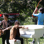 Jonas Brothers Video Shoot in Central Park - August 13, 2008