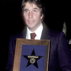 Henry Winkler Receives a Hollywood Walk of Fame Star