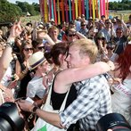 Glastonbury Music Festival: 40th Anniversary - Day 1