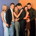 Cast Portrait Of 'Friends'
