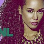 Alicia Keys Photo Bumper