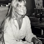 """Bo Derek at a Taping of """"The Tonight Show with Johnny Carson"""""""