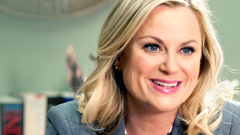 Parks and Recreation - Leslie Knope, Pawnee bureaucrat