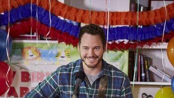 """PARKS AND RECREATION -- """"One In 8,000"""" Episode 620 -- Pictured: -- (Photo by: Ben Cohen/NBC)"""