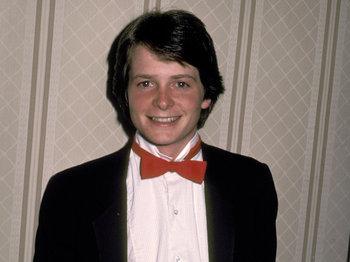 Michael J. Fox Bio Slideshow