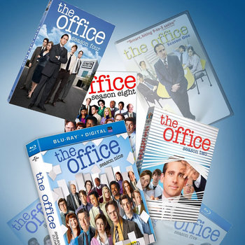 The Office - Buy The Office DVDs and Merchandise at the NBC Universal Store