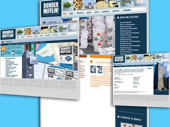 The Office - Dunder Mifflin Official Website