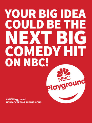 NBC Playground Now Accepting Submissions