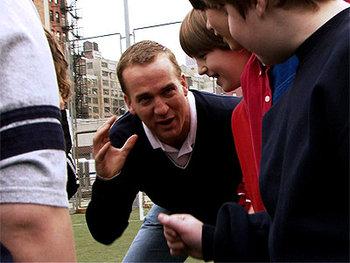 SNL - Peyton Manning