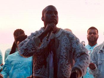SNL - Kanye West