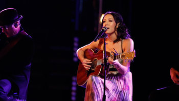"Amy Vachal: ""To Make You Feel My Love"""