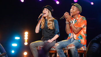 "Sawyer Fredericks and Pharrell: ""Summer Breeze"""