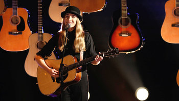 "Sawyer Fredericks: ""Old Man"""
