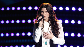"Brittany Kennell Blind Audition: ""Strong Enough"""