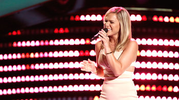 "Natalie Yacovazzi Blind Audition: ""Mr. Know It All"""