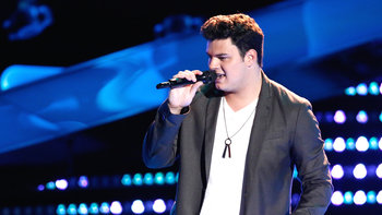 "Nate Butler Blind Audition: ""The Walk"""