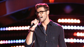 "Ryan Quinn Blind Audition: ""Can't Find My Way Home"""
