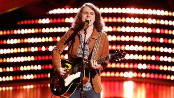 "Matt Tedder Blind Audition: ""(I'm Your) Hoochie Coochie Man"""