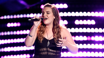 "Katie Basden Blind Audition: ""Midnight Rider"""