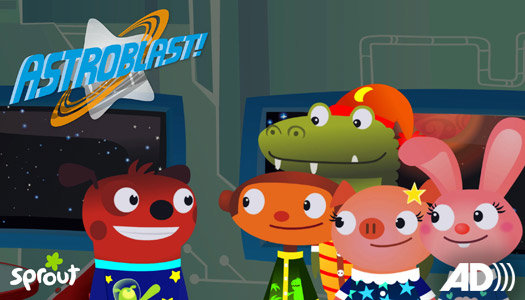 Astroblast on NBC