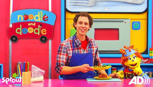 Noodle and Doodle - NBC Saturday's Kid Block