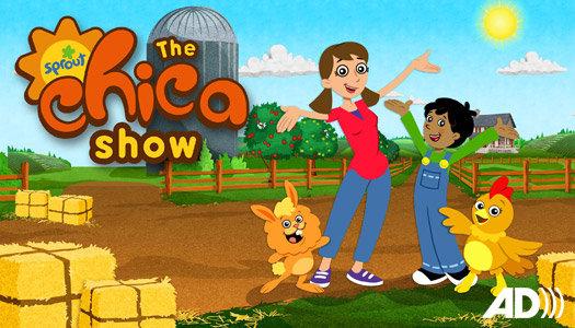 The Chica Show - NBC Saturday's Kid Block