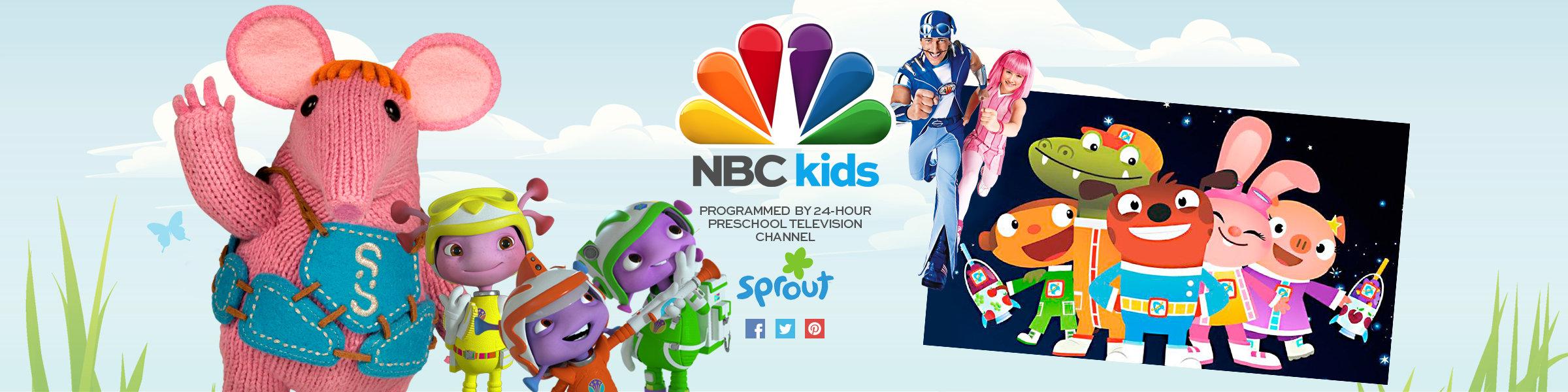 Saturday Mornings on NBC