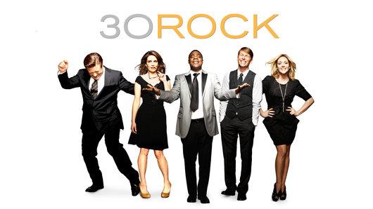 30 Rock Rock Cover
