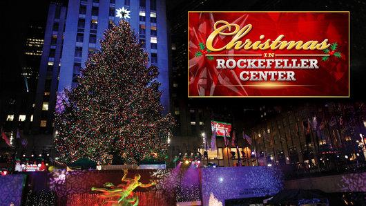 NBC - Christmas in Rockefeller Center