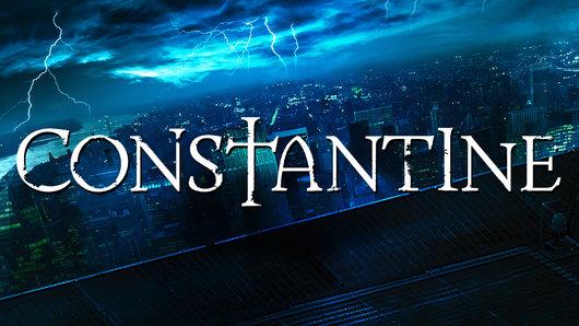 NBC - Constantine - logo