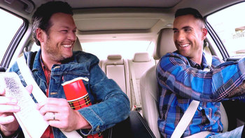 Nissan Presents: Adam and Blake Commute to Work