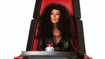 Christina Aguilera: Master of Impressions