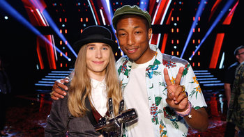 Pharrell: Reigning Champ