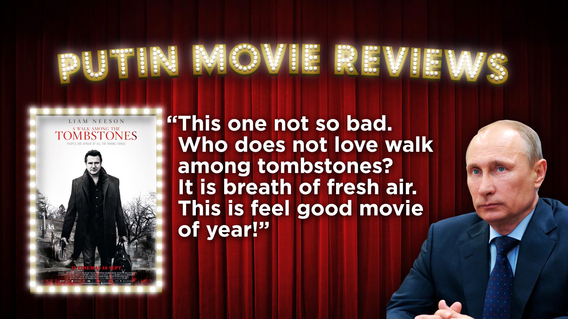 Movie content reviews