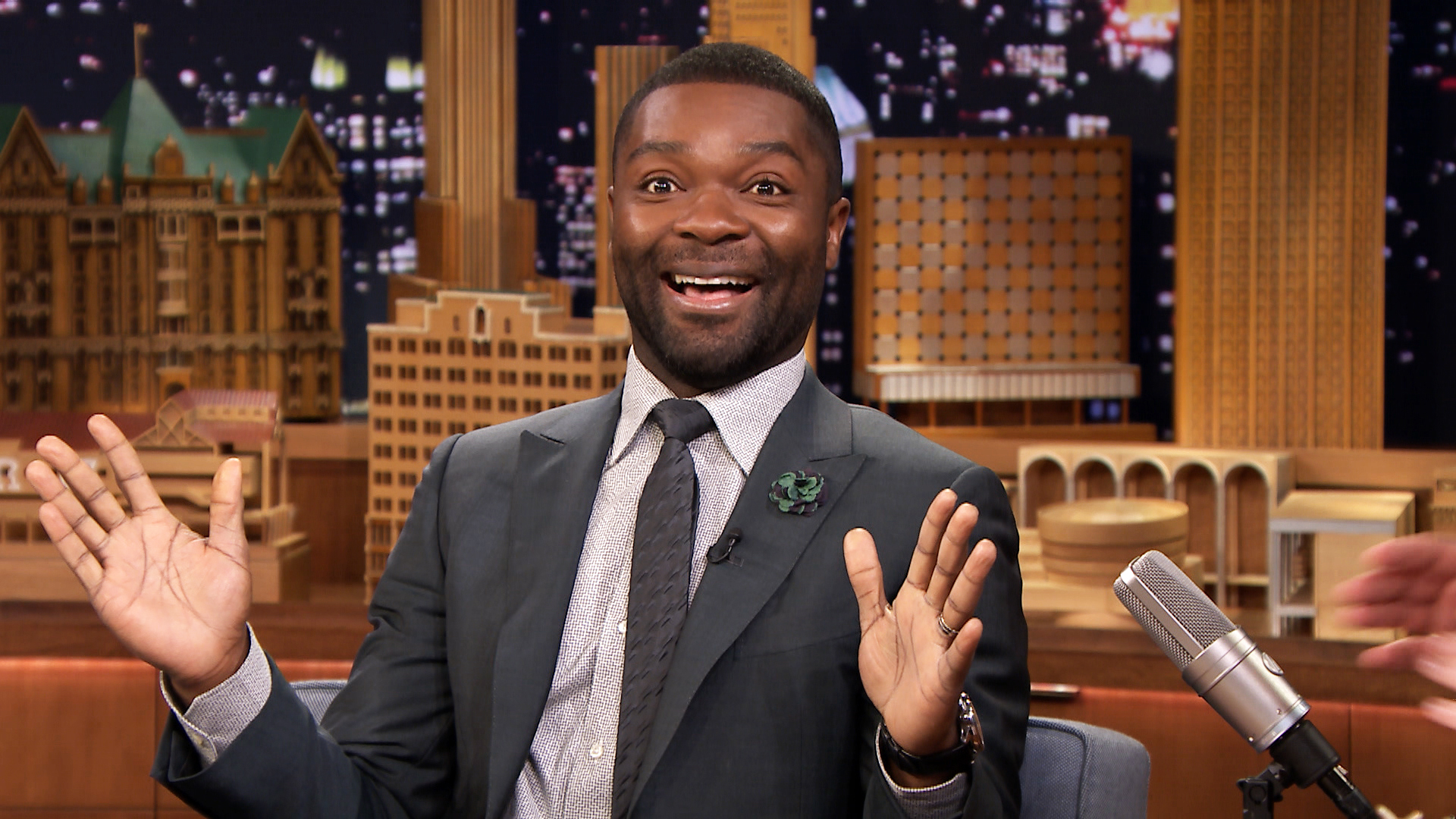 david oyelowo jimmy fallon