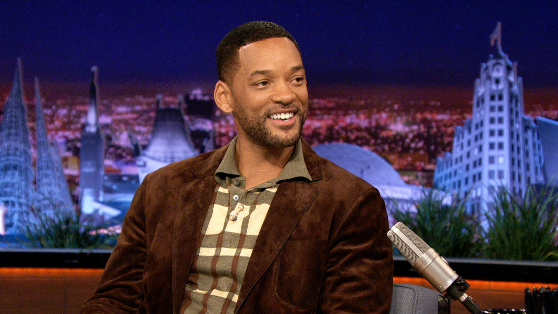 Will Smith Doesn't Parent Well with Hiccups - The Tonight Show Will Smith