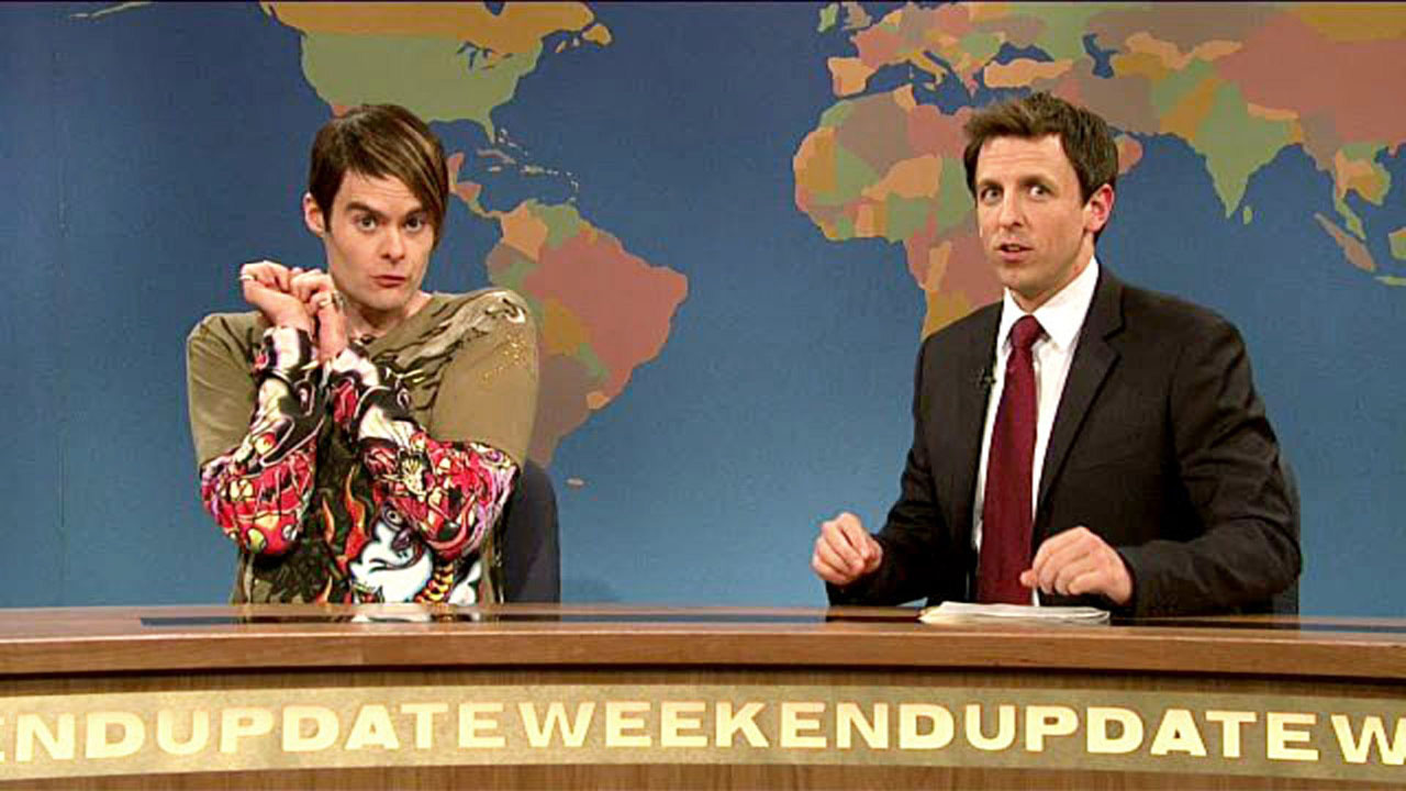 Weekend Update Season 42 Collection From Saay Night Live Nbc