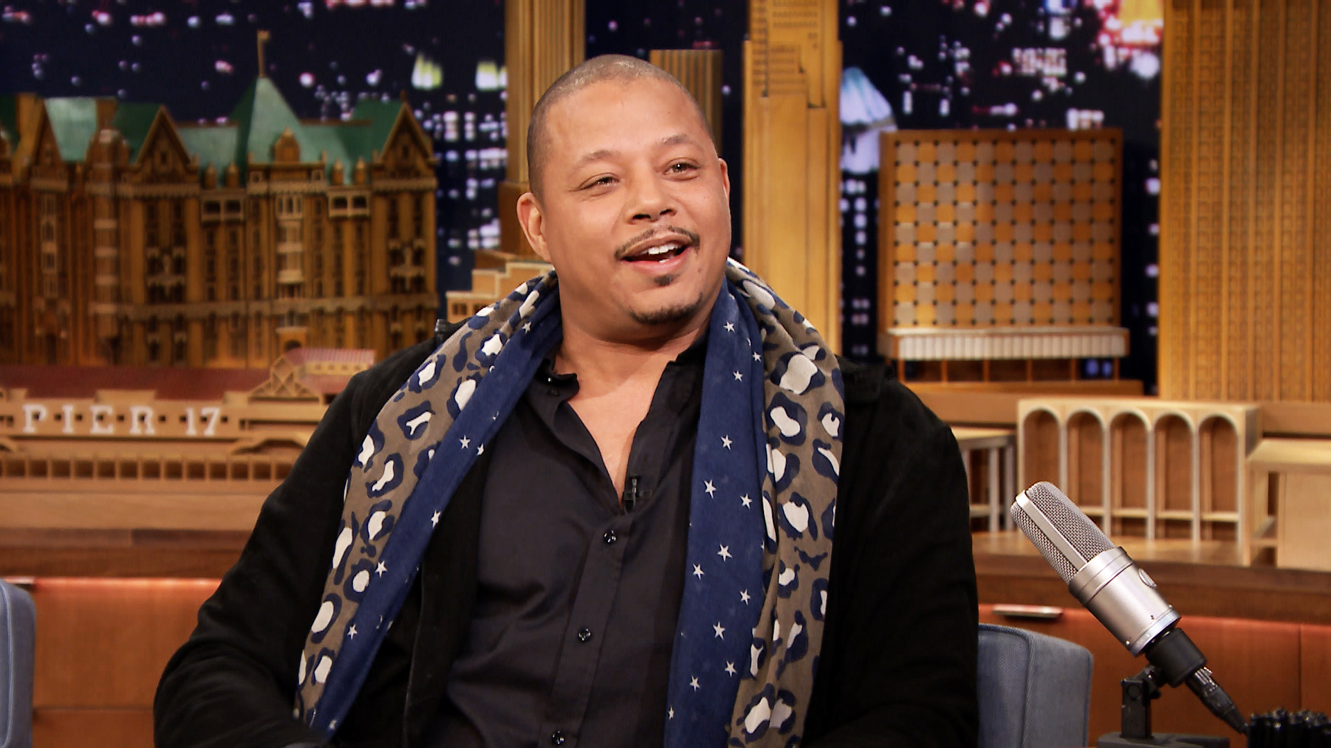 Terrence Howard Does Play His Oscars Flub