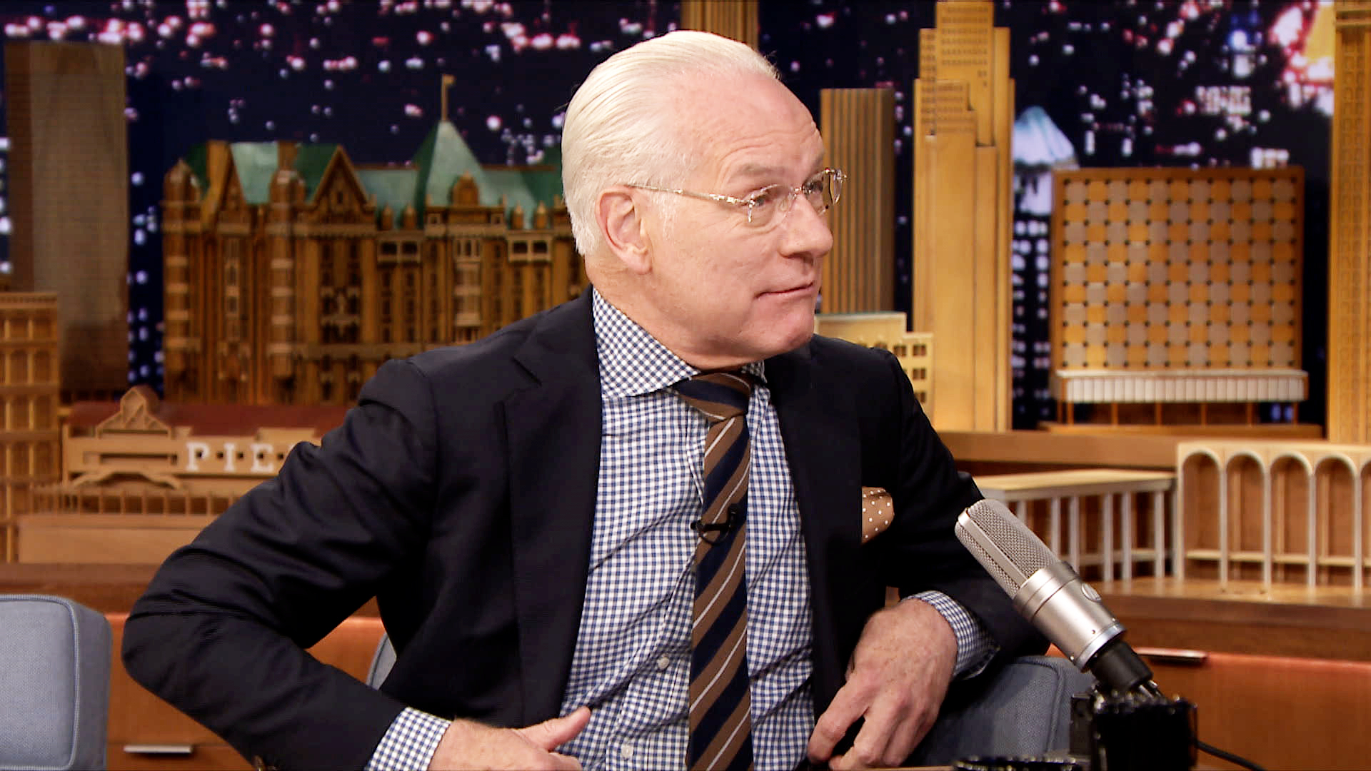tim gunn turn down for what