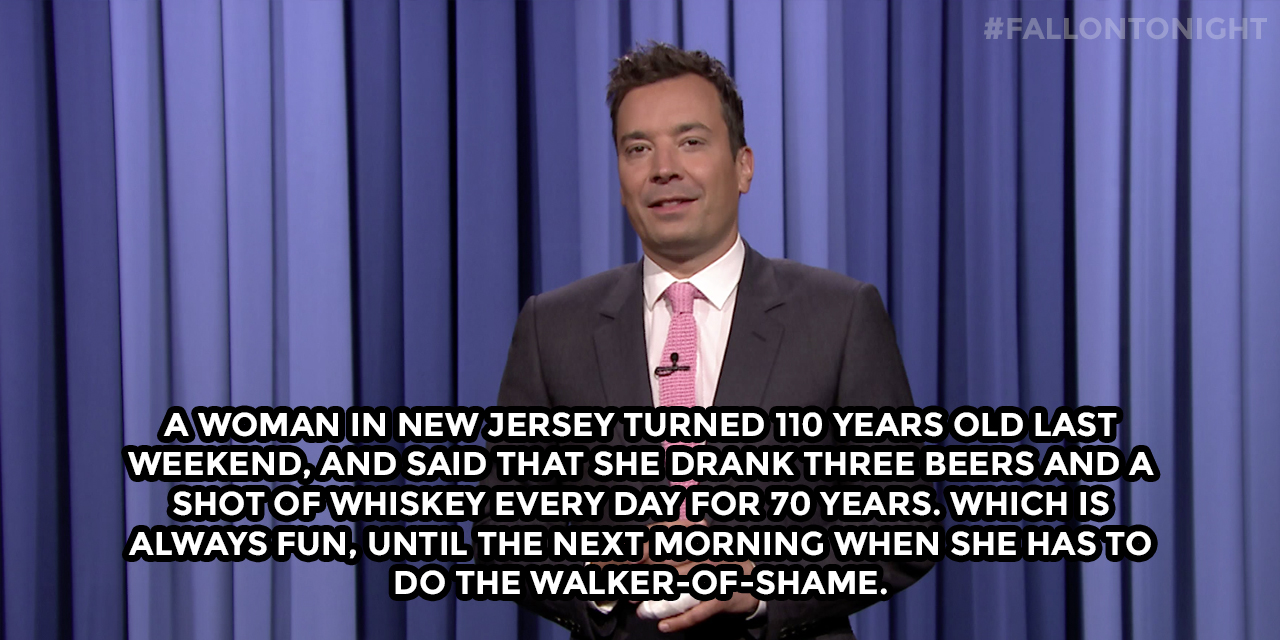 Jokes of the Week: 8/3/15 - The Tonight Show
