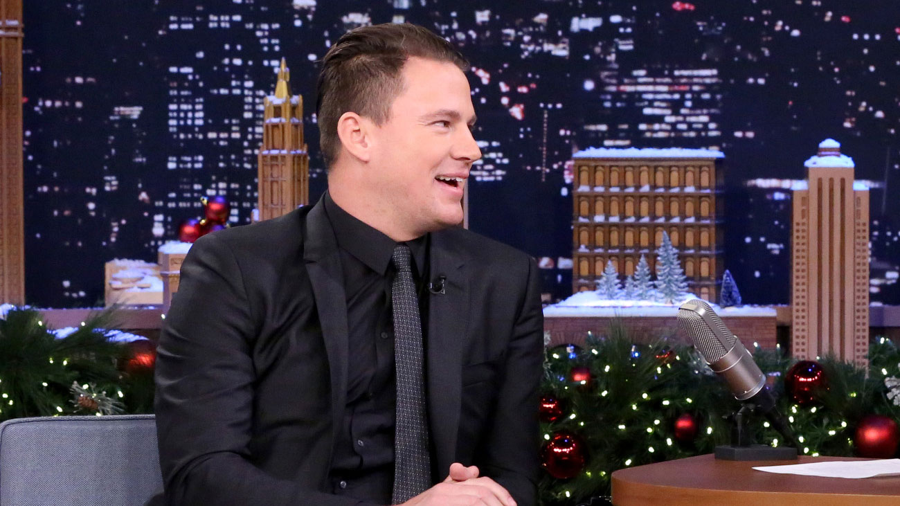 Santa Is Too Old for Channing Tatum's Daughter - The Tonight Show